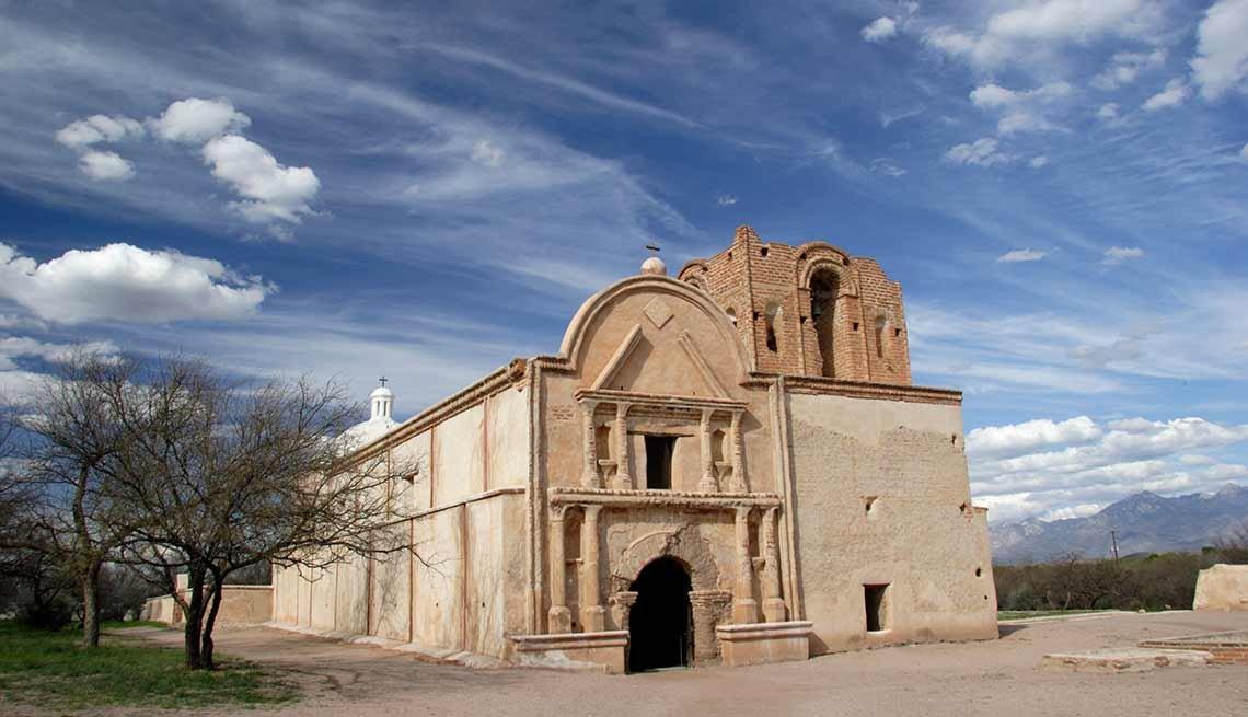 Mission San José de Tumacácori, Arizona