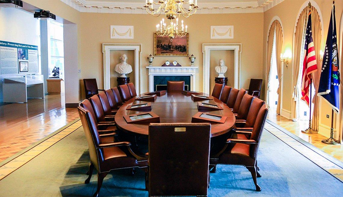 Bibliotecas y museos presidenciales