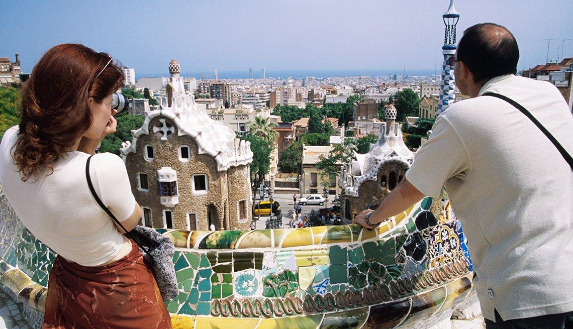 Barcelona, España, lugares para una segunda luna de miel