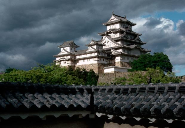 Castillo Himeji en Himeji City, Japón - Los mejores castillos del mundo