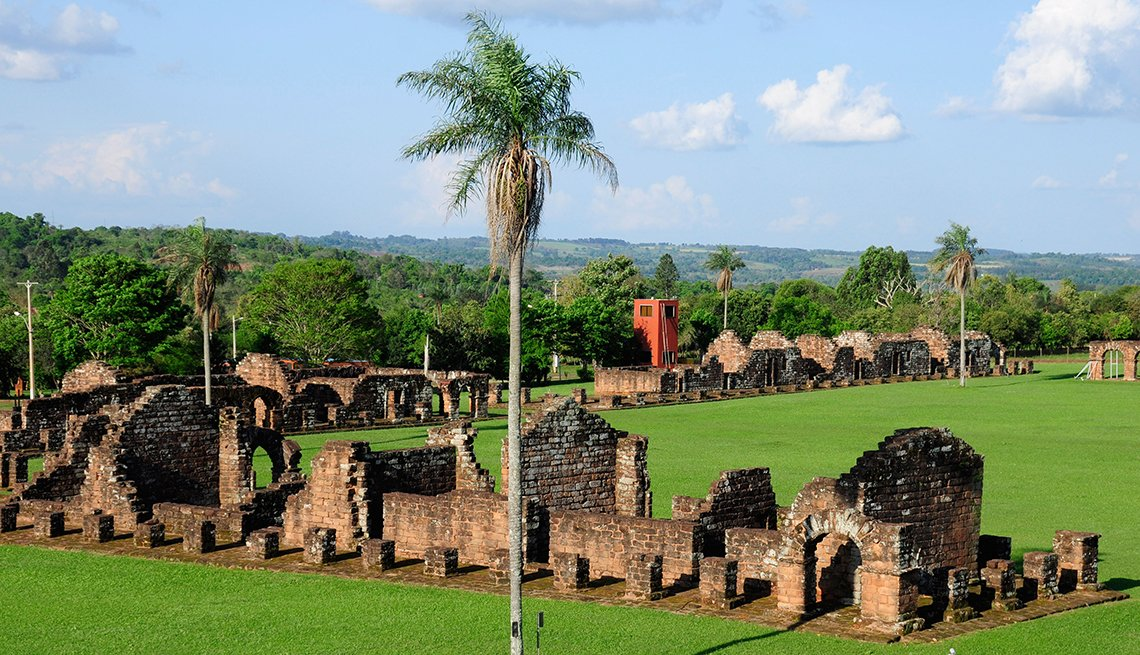Misión La Santísima Trinidad de Paraná, Paraguay - De viaje por los países más felices de América Latina