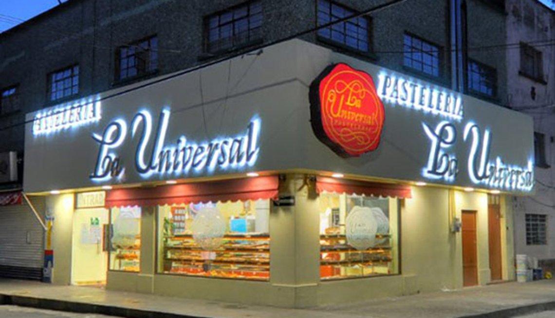 Pastelería La Universal