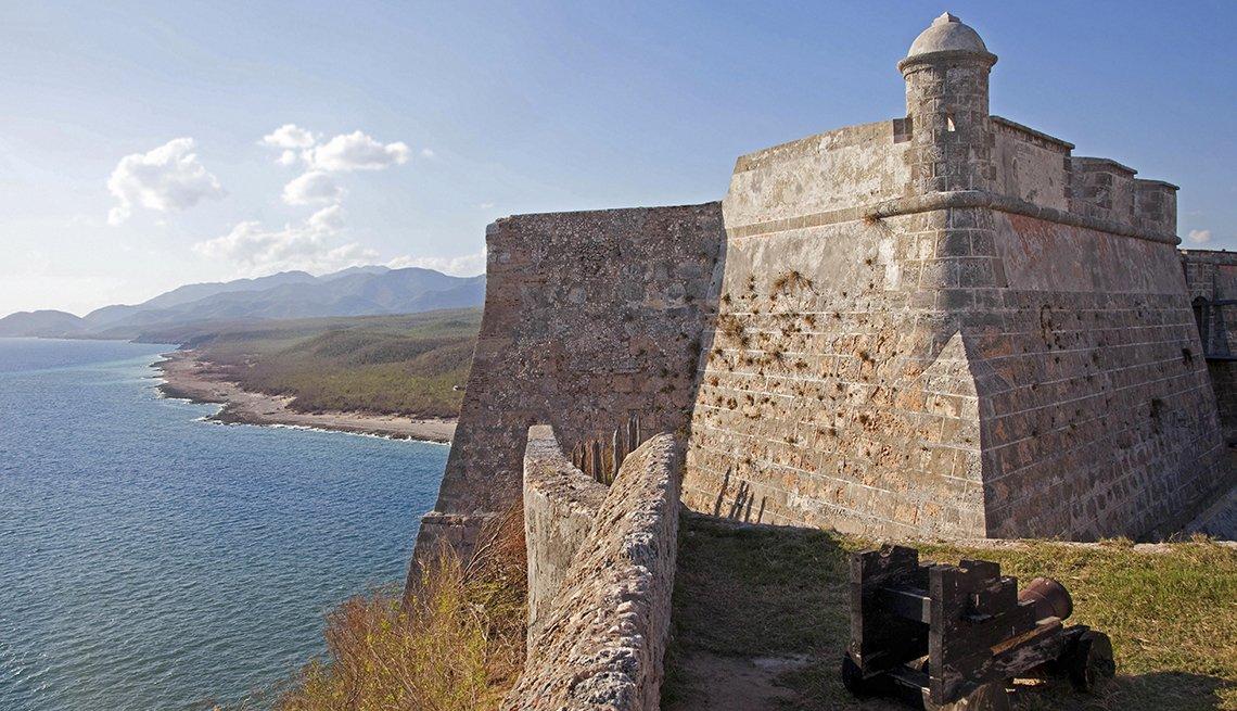 Castillo de San Pedro de la Roca