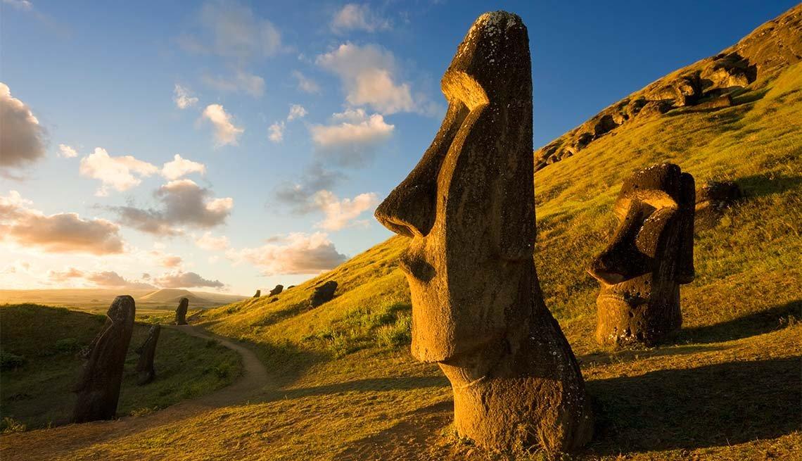 Parque Nacional Rapa Nui, Isla de Pascua, Chile