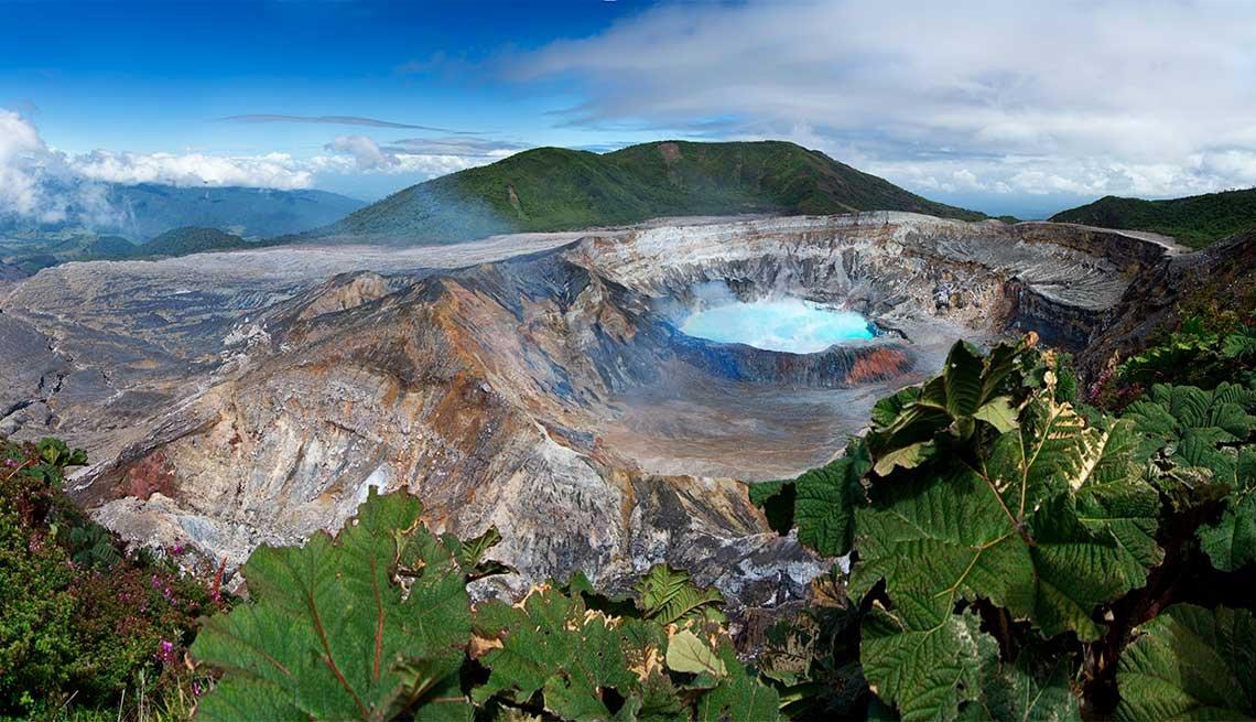 Parque Nacional Volcán Poás, Costa Rica