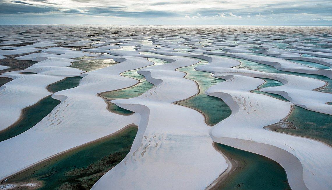 Desiertos y dunas en Latinoamérica - Lençóis Maranhenses