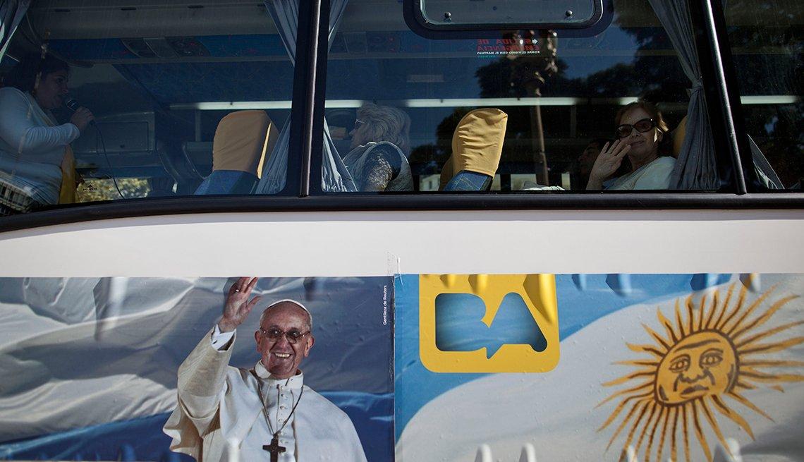 Argentina, Pope, Tour