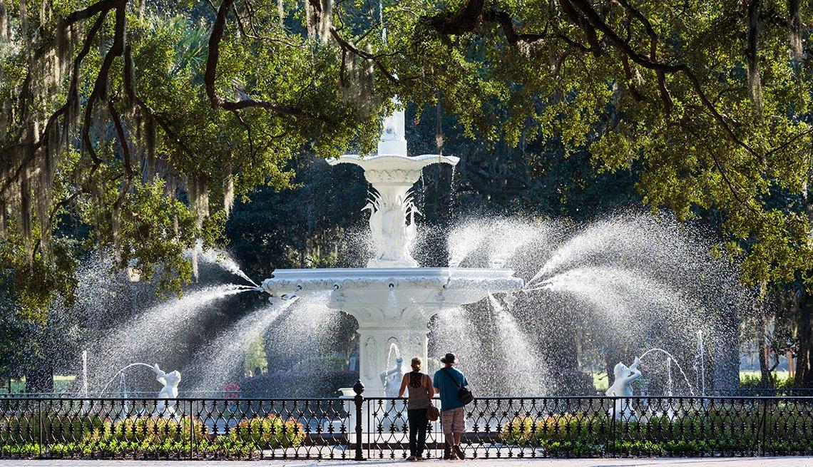 Ciudades para un escape de fin de semana - Savannah
