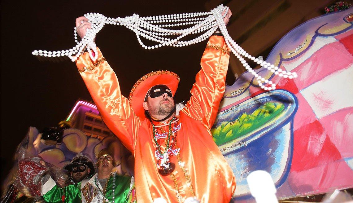 Mardi Gras Hot Spots
