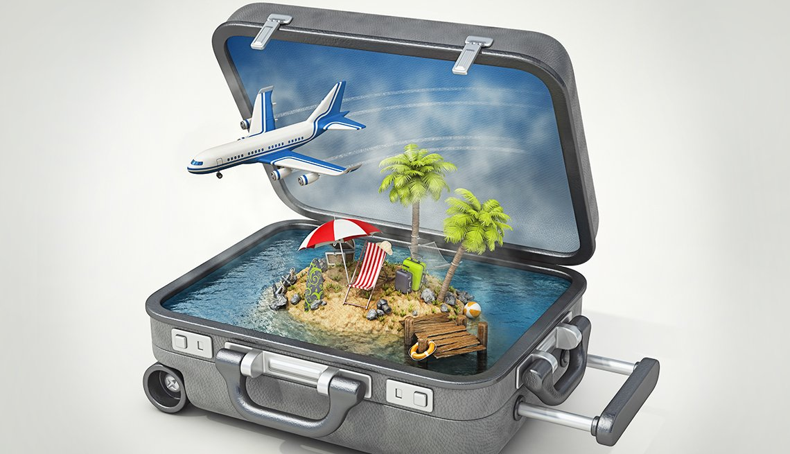How do you save money for a vacation? Take the AARP Travel survey and let us know.