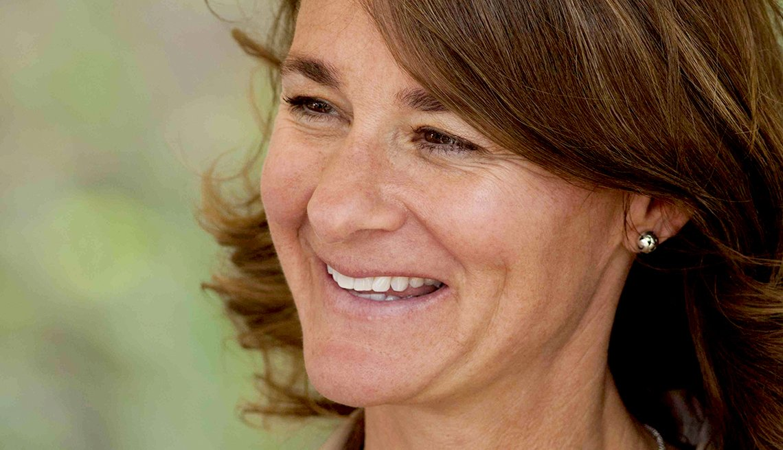 Melinda Gates on Africa & Travel