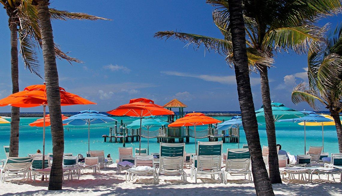 Cayo Castaway, Bahamas