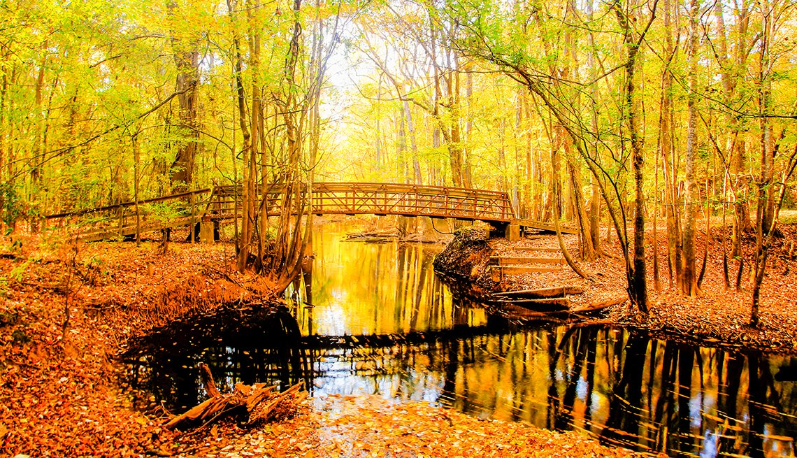 9 parques que pasan desapercibidos en EE.UU.