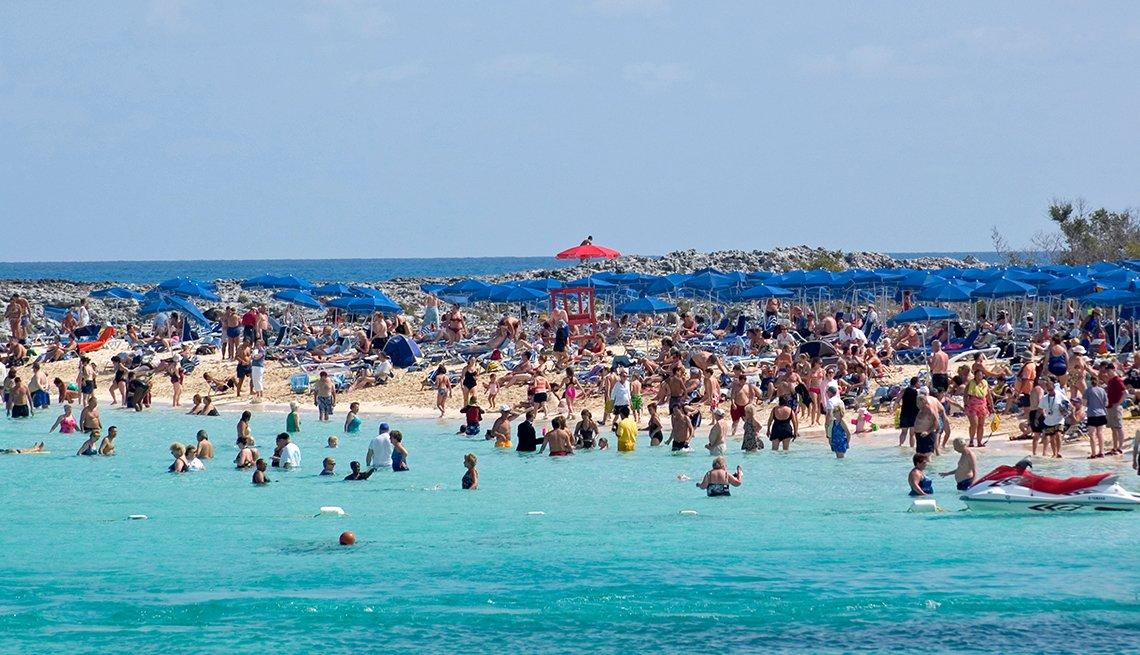 Cayo Great Stirrup, Bahamas