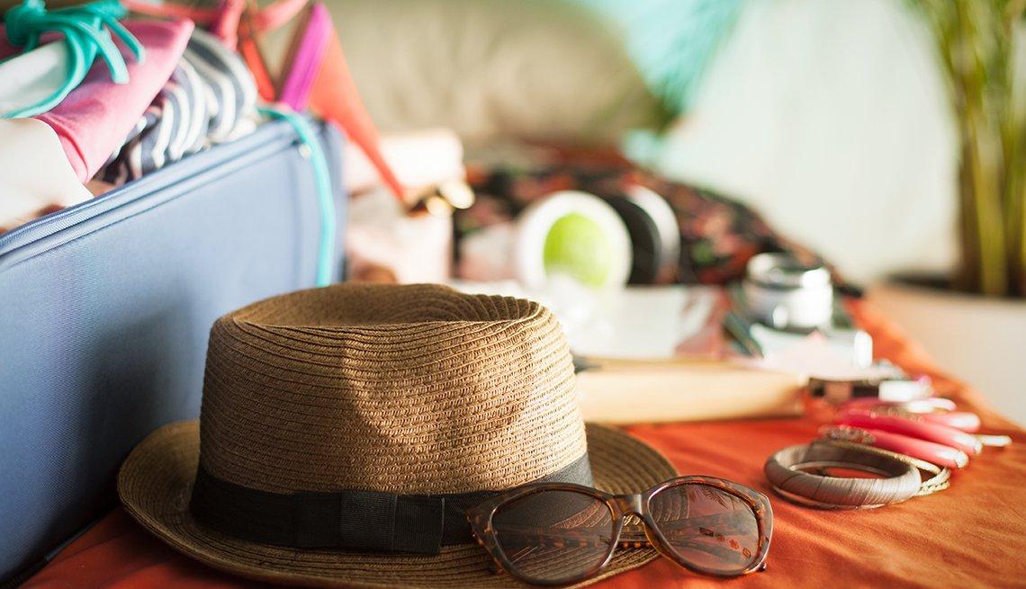 ¿Qué debería empacar?