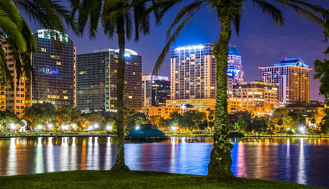 Orlando Top Retirement Cities