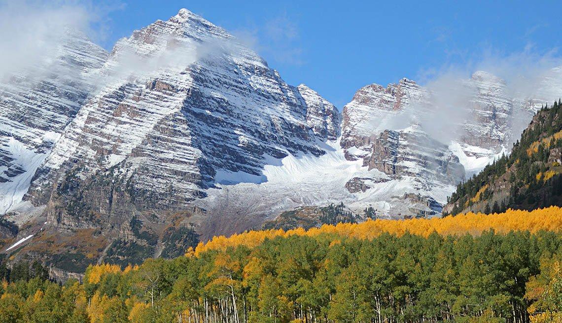The View In Aspen Colorado, 10 Summer Destinations