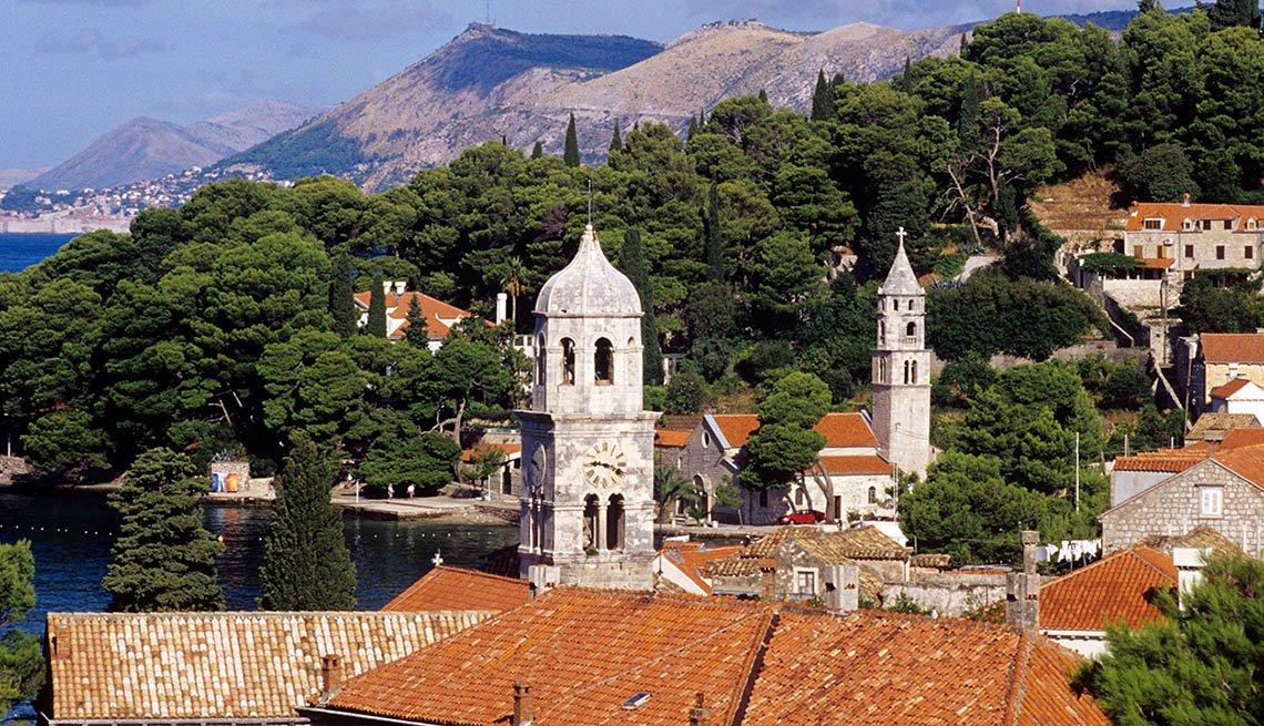 The Town Of Cavtat Croatia, 10 Summer Destinations