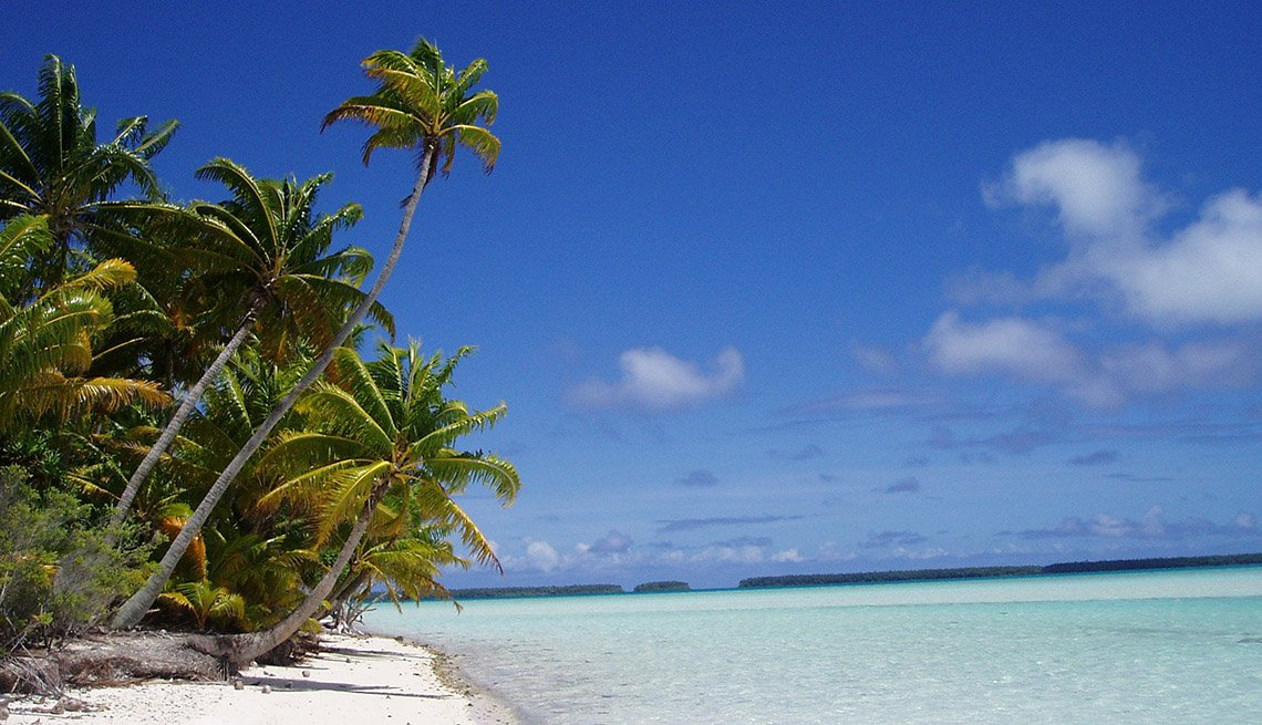 The Pristine Beaches And Water Of Tetiaroa In French Polynesia, World's Best Beaches