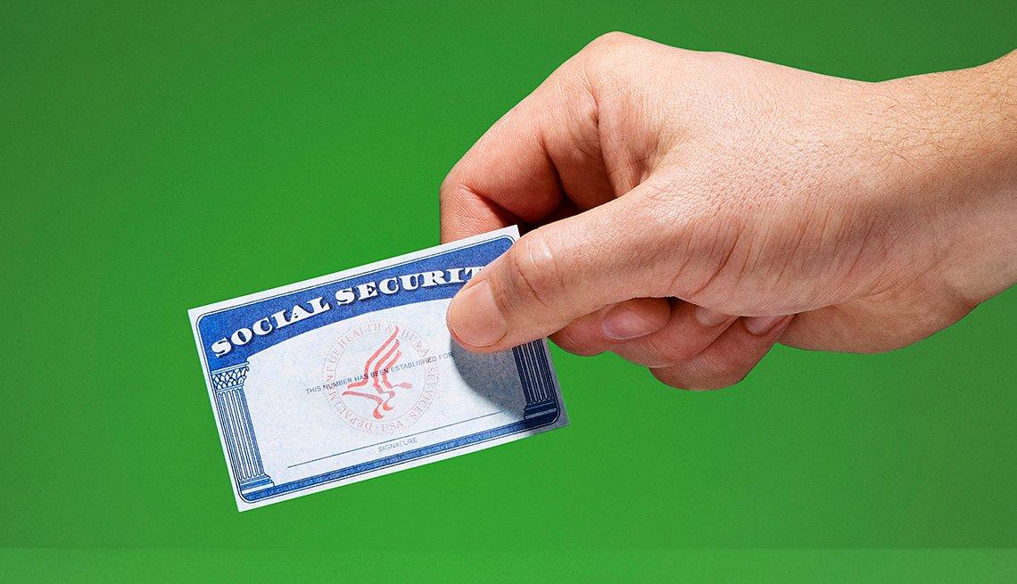 Social Security, Payment