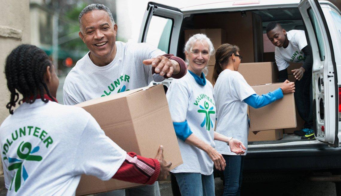 Want to volunteer in retirement?
