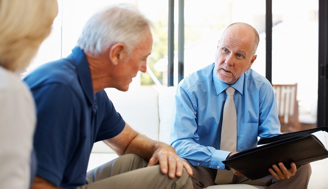 10 Great Jobs for workers over 50 - Personal Financial Advisor