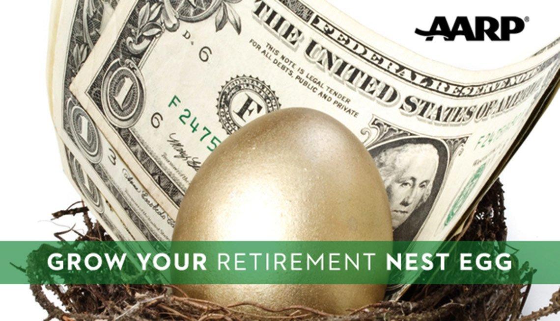 Grow nest egg