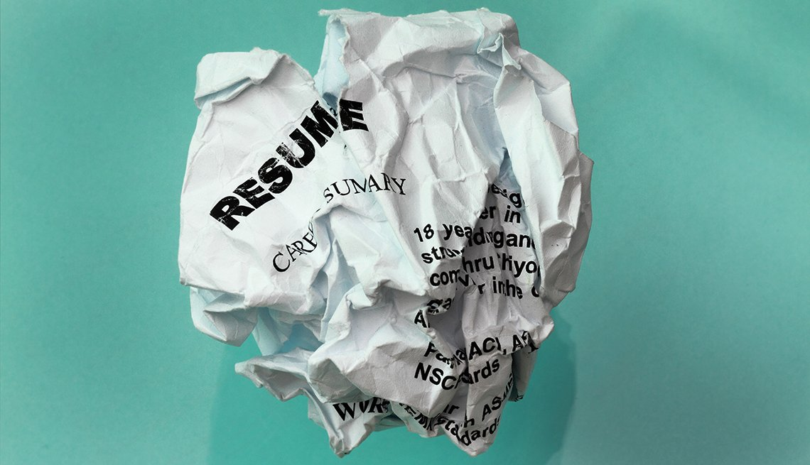 Why Your Resume's Ignored