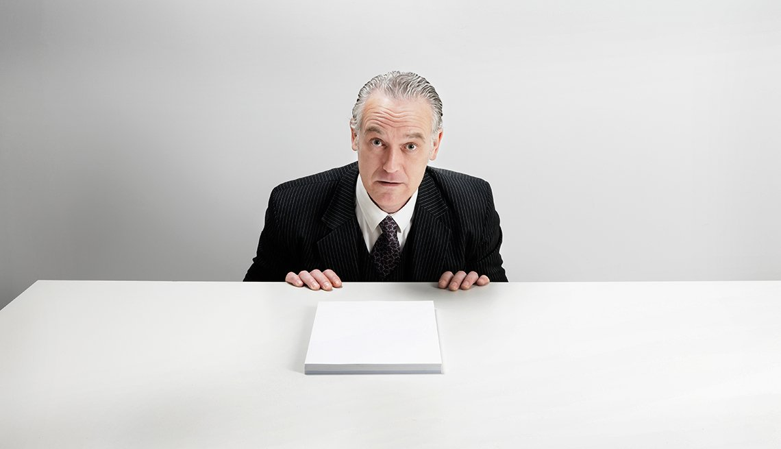 avoid these mistakes to find a job over 50