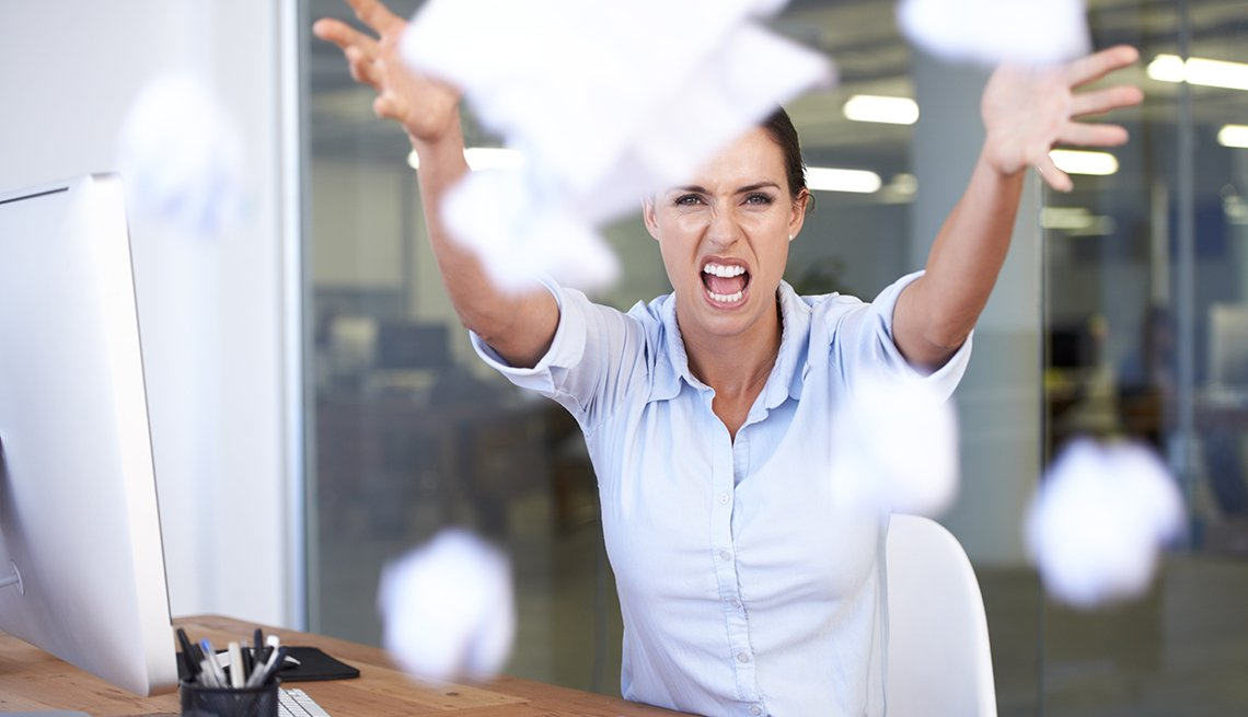 Woman Toss Work, Disqualify From Unemployment