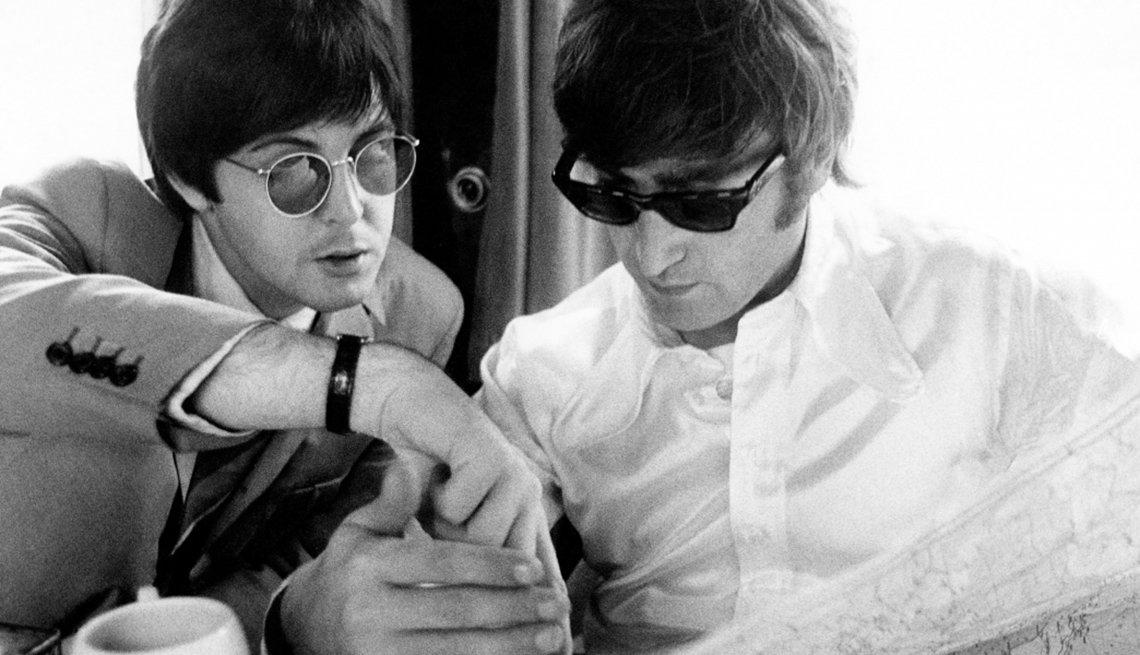 Paul McCartney and John Lennon, The Beatles, Creative Thinking