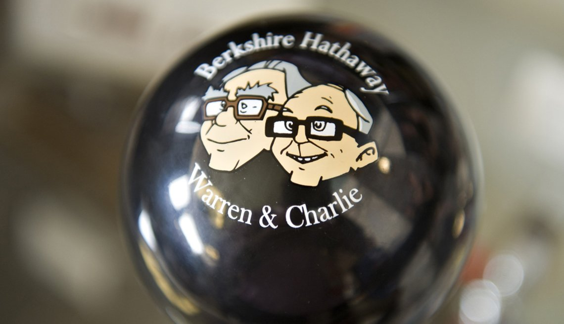 Charlie Munger and Warren Buffett, Berkshire Hathaway, Creative Thinking