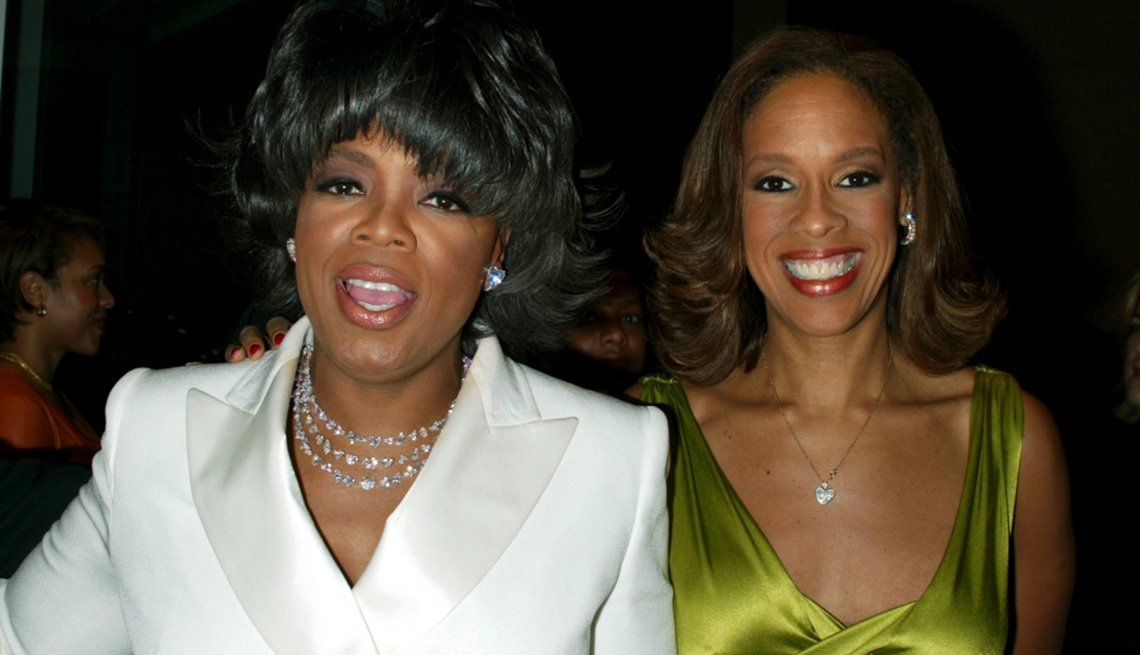 Oprah Winfrey and Gayle King, Creative Thinking