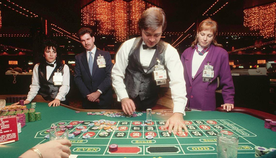 9 trabajos inusuales, pero bien pagados - Administrador de juegos de casino