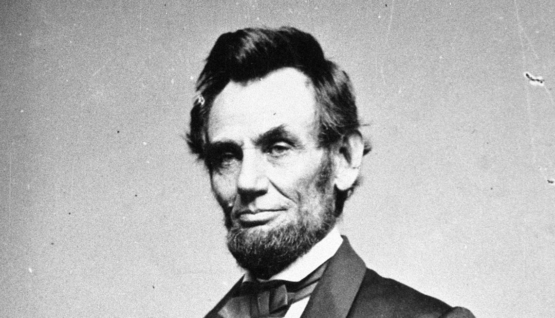 United States President Abraham Lincoln, Failure is the New Success