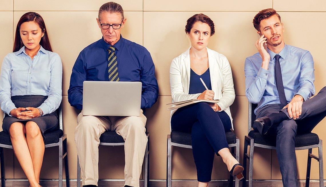 Age Discrimination Goes Online