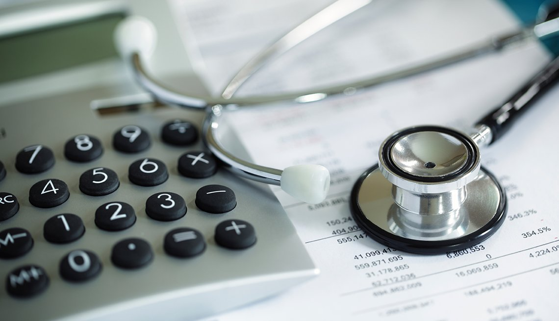 Financial health check