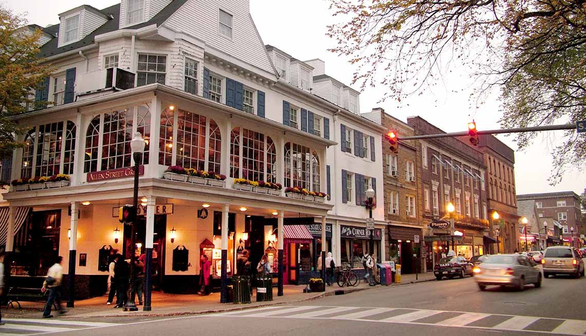 10 Great Places to Live and Learn - State College, Pa.