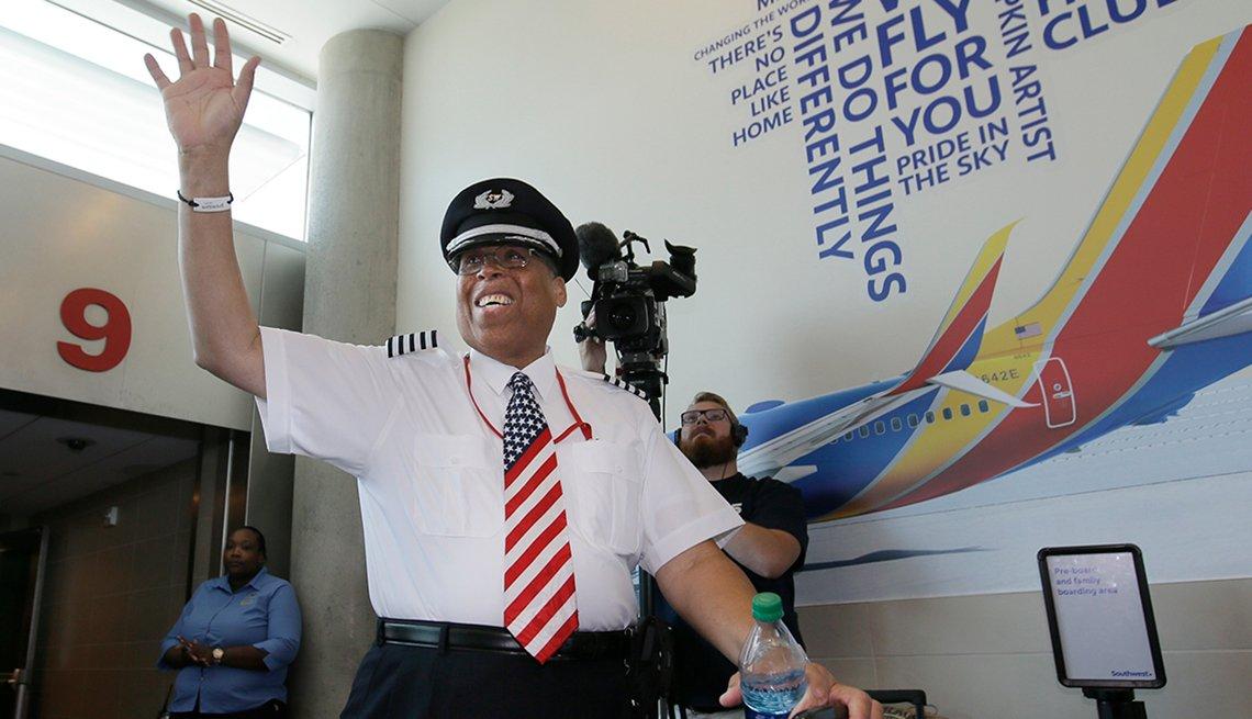 Pioneering Black Pilot