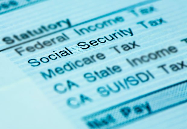 Social Security changes for 2015 - tax increase