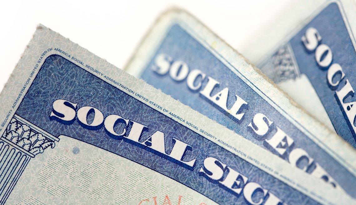 Tarjetas del Seguro SocialTarjetas del Seguro Social