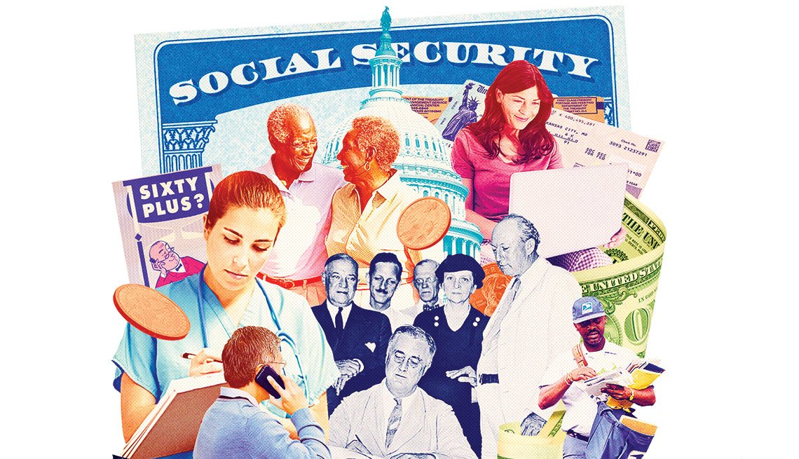 Social Security Changing America's Identity
