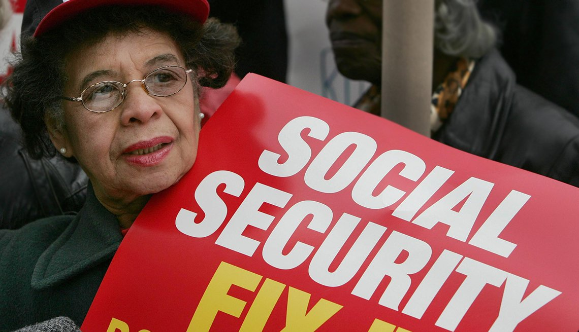 Social Security: Where we can unite is Behind Social Security