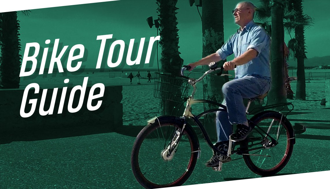 bike tour guide