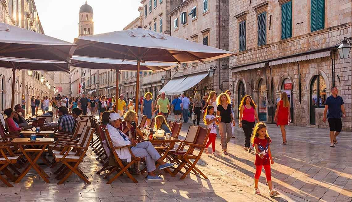 Disfruta de una experiencia de lujo a bordo de un crucero - Dubrovnik Croatia