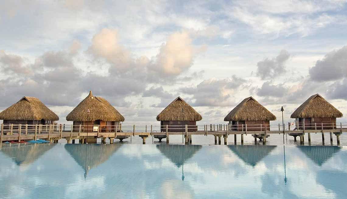 Disfruta de una experiencia de lujo a bordo de un crucero - Tahiti