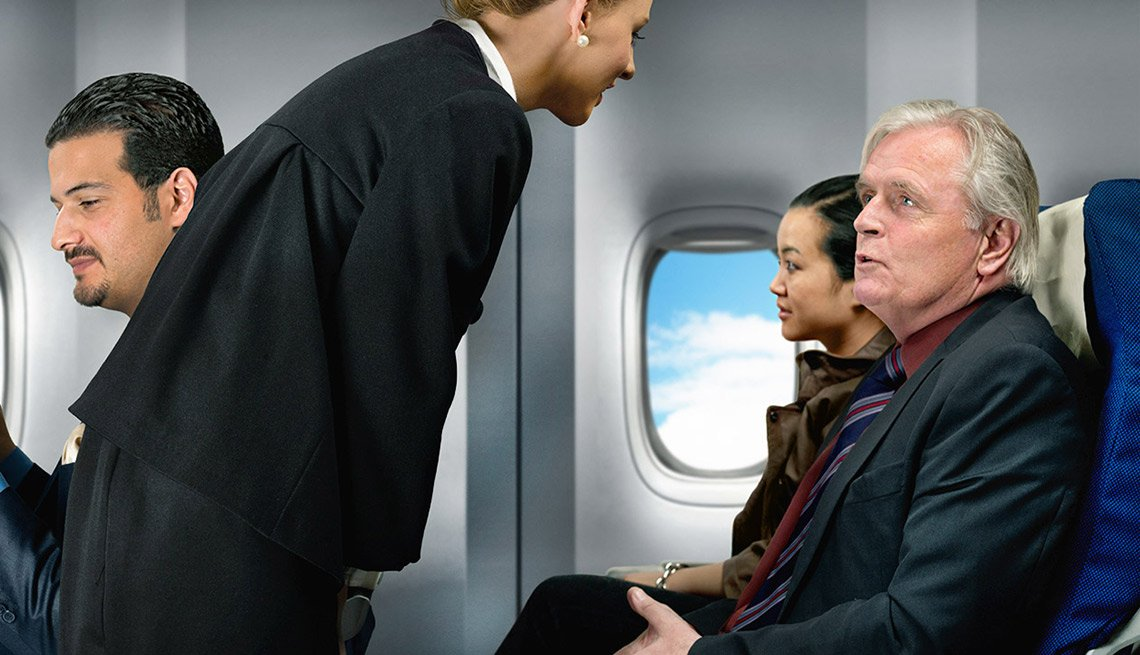 Travel Tips for People With Hearing Loss - When Flying Solo