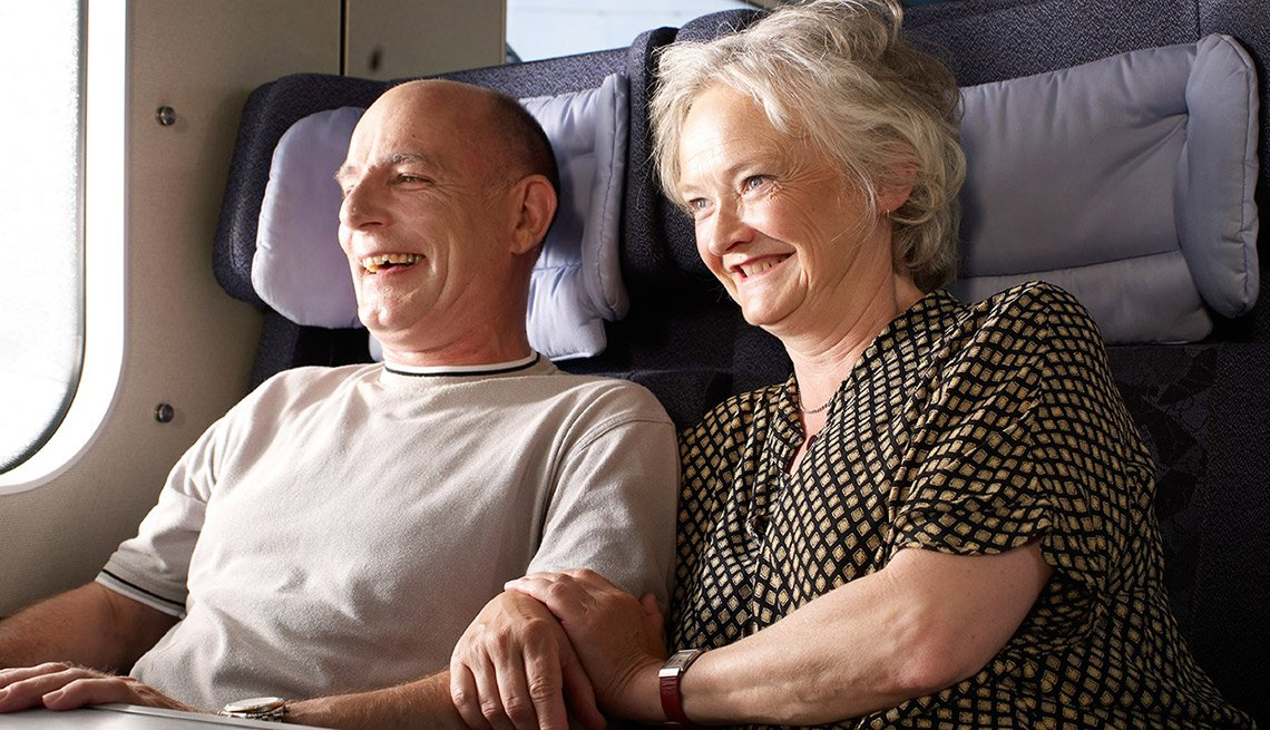 Travel Tips for People With Hearing Loss -Take Advantage of Rail Discounts