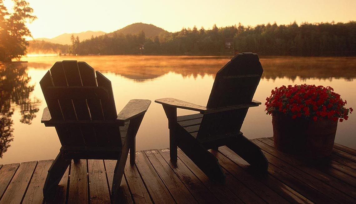 Mirror Lake Inn en Lake Placid – Escapes de verano