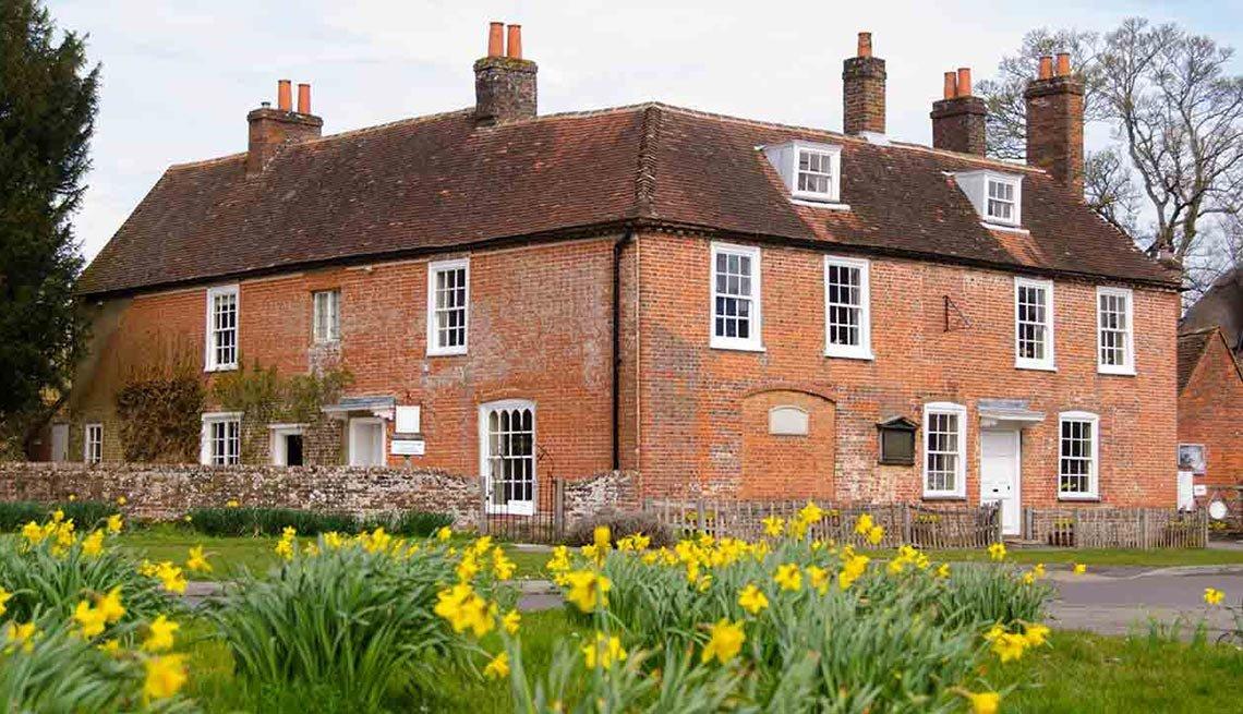 Jane Austen Casa y Museo – Escapes de verano